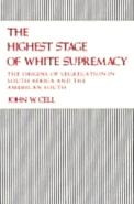 Highest Stage of White Supremacy
