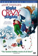 8 Crazy Nights, Chanukah, DVD