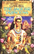 Jaguar Princess, Aztec fiction