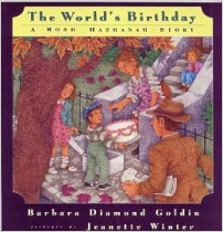 World's Birthday, Rosh Hashanah, Barbara Goldin