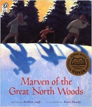 Marven of Great North Woods, Jewish Children's Books
