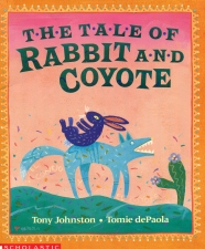 Tale of Rabbit & Coyote, Mexican folktale